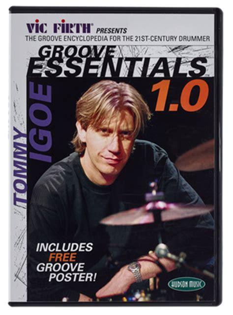 Software Tutorial Drum Igoe Groove Essential 1 0 Terlaris hudson igoe groove essent dvd thomann uk