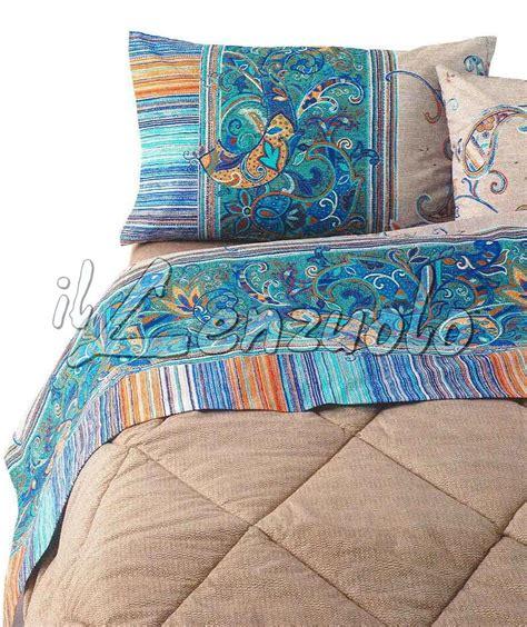 biancheria da letto bassetti completo lenzuola matrimoniali bassetti dundas