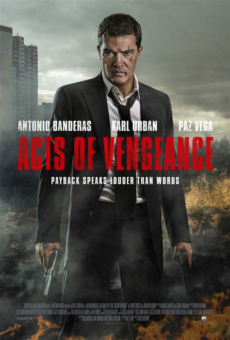 film recommended november 2017 acts of vengeance dvd release date november 28 2017