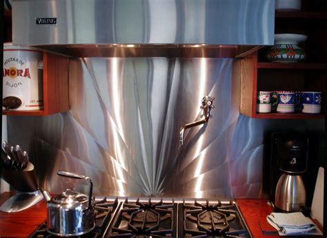 textured stainless steel backsplash brushed 3 quot quilted stainless steel backsplash