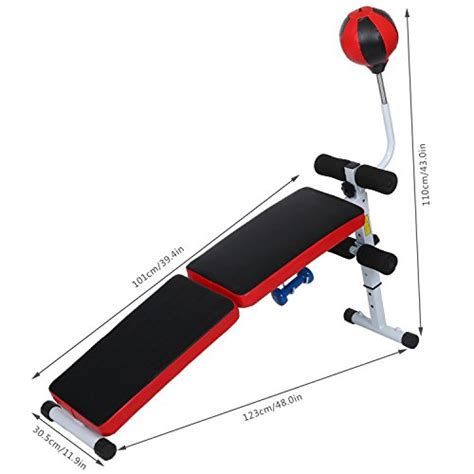 fully collapsible weight bench fully folding adjustable fitness bench weight lifting