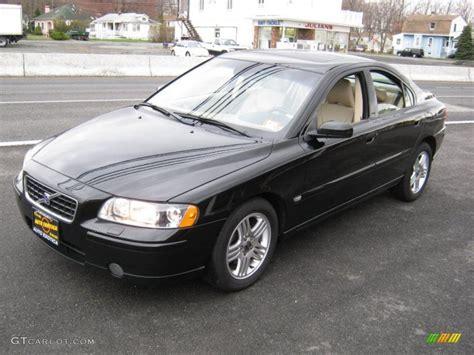 volvo s60 2 5t 2006 black volvo s60 2 5t 27626508 gtcarlot car