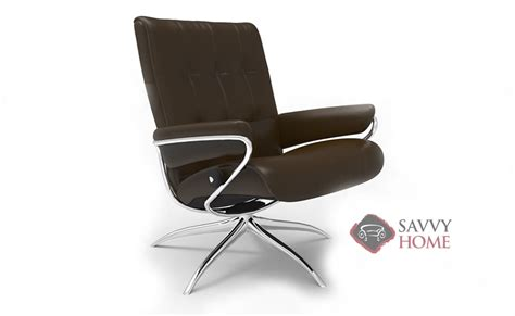Low Reclining Chair by Leather Chair By Stressless Is Fully Customizable