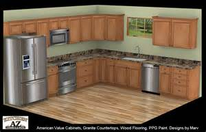 Kitchen Cabinet Design by Arizona Local Business Marketing Services