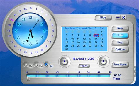 computer alarm clock software alarm master plus free
