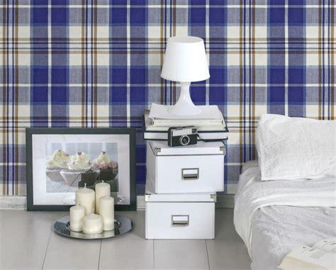 tappezzeria carta da parati d 233 co chambre bleu calmante et relaxante en 47 id 233 es design