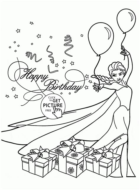 Birthday Card Coloring Page Az Coloring Pages Cards Coloring Pages