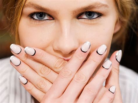 Nail Trends by Spotted Top Nail Trends At Ss16 Buro 24 7