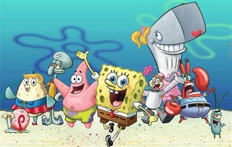 spongebob at bob esponja regresar 225 en una nueva pel 237 cula publimetro peru