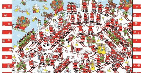 Where S Wally Calendar 2016 Where S Wally A6 Diary 2016 Calendar Club Uk Where S