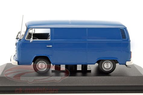 Volkswagen Type 2 T2b 1971scala 1 43 By Greenlight ck modelcars 940053061 volkswagen vw t2b year 1972 blue 1 43 minichs ean 4012138142961