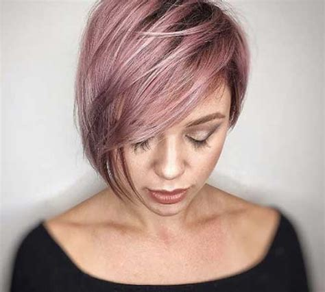 hairstyles for thick hair straight best short hairstyles for thick straight hair short