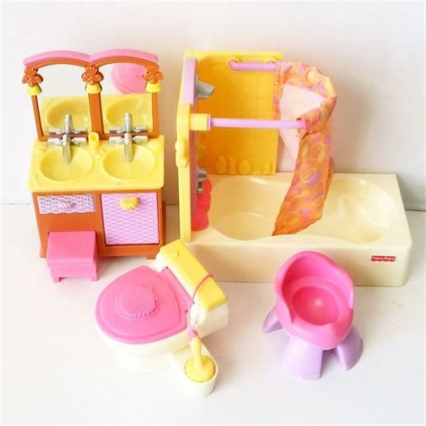 Set Family New 30 11 best fisher price vintage dollhouse 1990s images on 1990s vintage fisher