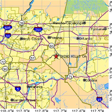 where is chino california on the map chino california ca population data races