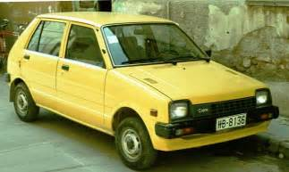 Cuore Daihatsu Cual Fue Tu Primer Auto Para Entendidos Taringa