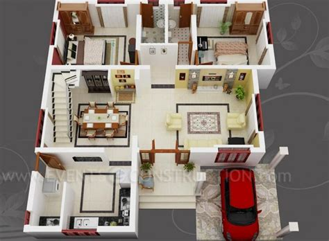 17 Best images about 3D house design on Pinterest   House