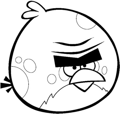 angry birds terence coloring pages how to draw terence from angry birds space with easy step
