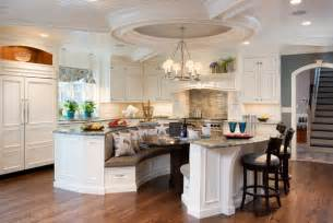 Kitchen Island With Seating For Sale Island For Eight Traditional Kitchen Charleston By Delicious Kitchens Interiors Llc