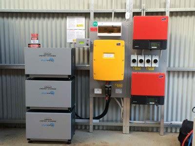 grid energy australia solar storage experts