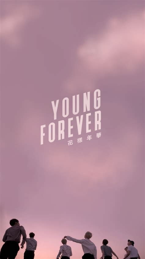 young wallpaper tumblr it s just a fantasy bts x hyyh series young forever