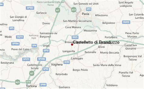 weather pavia castelletto di branduzzo location guide