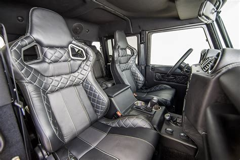 land rover defender interior modern land rover defender interior upgrades for enthusiasts