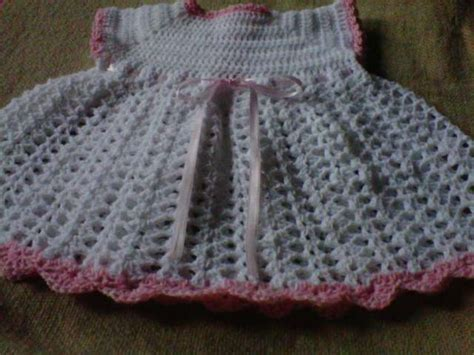 como hacer trajes de sirenita tejidos para bebe ver como se hace vestidos en crochet para beb 233 imagui