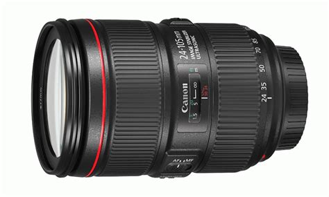 Canon Ef 24 105mm F4l Is canon ef 24 105mm f 4l is ii usm and ef 16 35mm f 2 8l iii