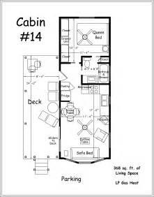 Cabin Floorplan Archer S Poudre River Resort Premium Cabin 14