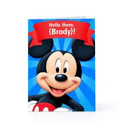 mickey mouse birthday quotes quotesgram