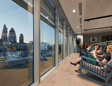 aecom london office  gold standard  wellbeing  green performance infrastructure