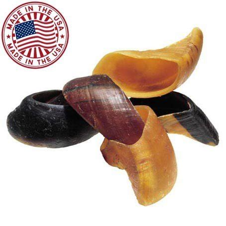 cow hooves for dogs cow hooves for dogs made in the usa bulk dental treats ch ebay