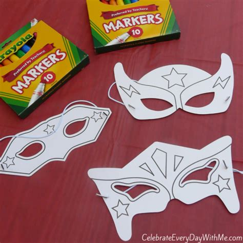 superhero themed games awesome superhero party games celebrate every day with me