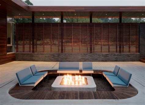 Townhouse Backyard Landscaping Fire Pit Ideas 25 Designs For Your Yard
