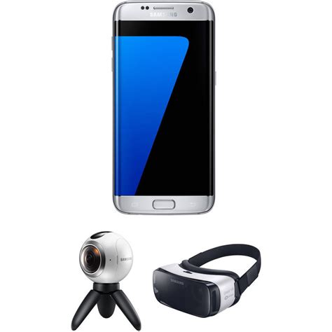 samsung galaxy s7 edge sm g935f 32gb smartphone and b h