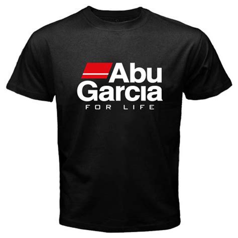 T Shirt Anti Abu new abu garcia for fishing reel logo men s black t shirt size s to 3xl ebay