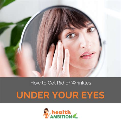 Get Rid Of That Icky Eyed Look by How To Get Rid Of Wrinkles Your 7