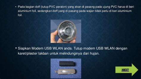 tutorial cara membuat antena wajan bolic arifzorro cara membuat antena wajan bolic penguat sinyal modem usb wlan