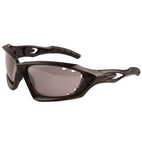 brille schwarz matt endura mullet glasses brille matt schwarz bike24