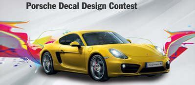 porsche indonesia career porsche indonesia porsche launches decal design contest
