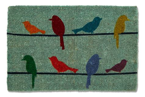Bird Doormat by Doormats Outdoor Rugs