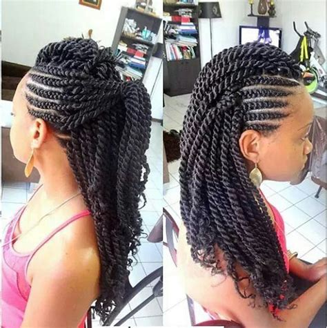 how to wear senegalese twists 19 fabulous kinky twists hairstyles follow me twists