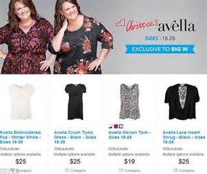 chrissie swan brings flair for fashion to plus size