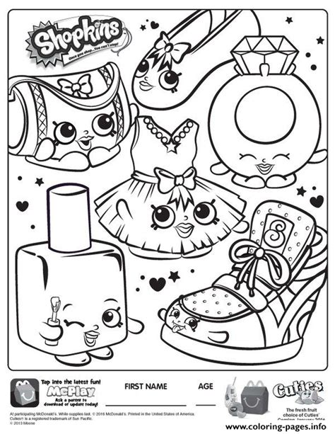 print out coloring pages of shopkins free shopkins new coloring pages printable