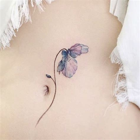 1000 ideas about delicate flower tattoo on pinterest