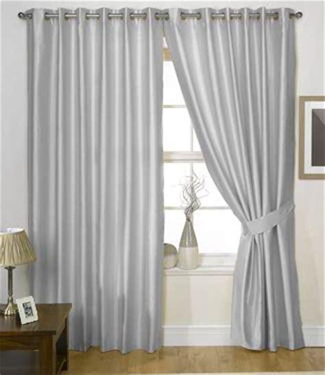 pair faux silk curtain ring top eyelet fully lined super fully lined eyelet curtains ring top pair faux silk black