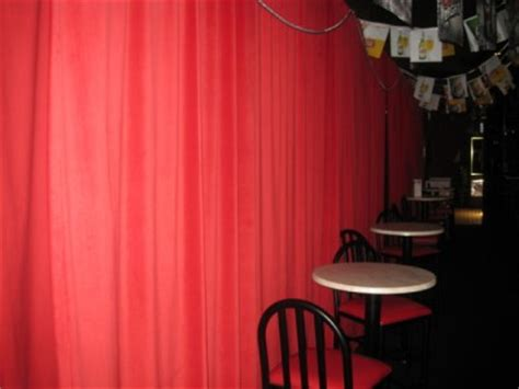 sound curtains studio red recording studio noise reducing sound proofing velvet