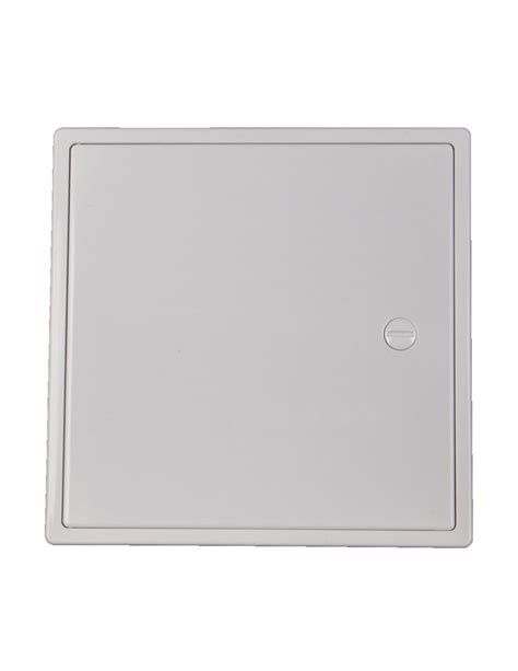 reln 6 x 6 inch plastic access panel with door hinge