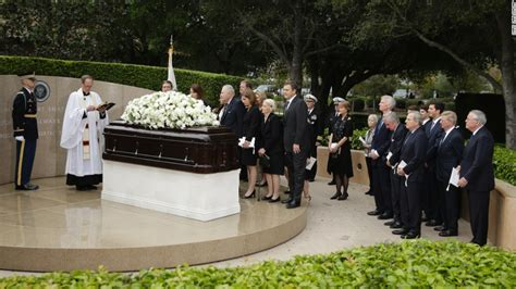 First Family Obama by Funeral For Former First Lady Nancy Reagan