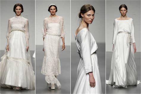 imagenes de vestidos de novia estilo años 20 tendencias 2013 vestidos de novia con manga larga